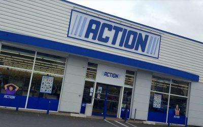 Action, votre magasin à Montélimar
