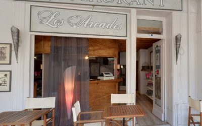 Restaurant Les Arcades à Nyons