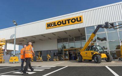 Matériel de chantier avec Kiloutou à Montélimar