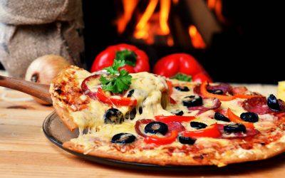 Le Monde des Pizzas à Donzère