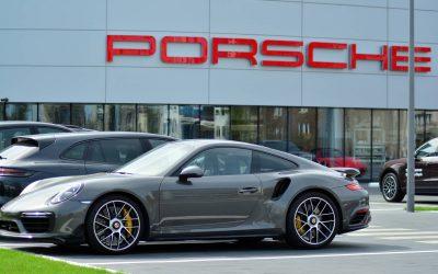 Porsche à Montélimar, des voitures pour les passionnés
