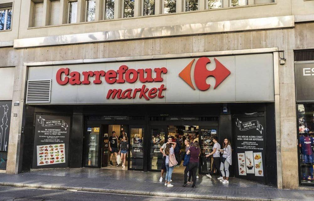 Carrefour Market à Montélimar
