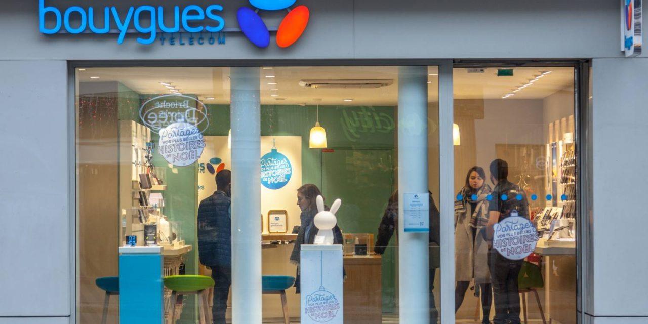Bouygues Telecom à Montélimar