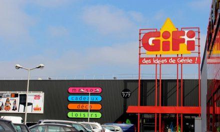 Le magasin GiFi à Valence