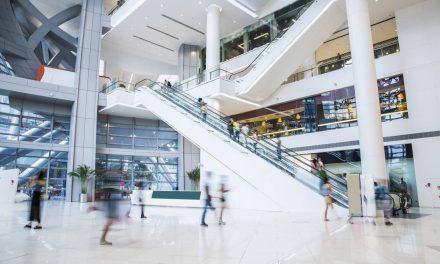 Centre commercial à Valence Victor Hugo