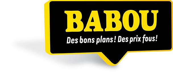 Le magasin Babou à Valence