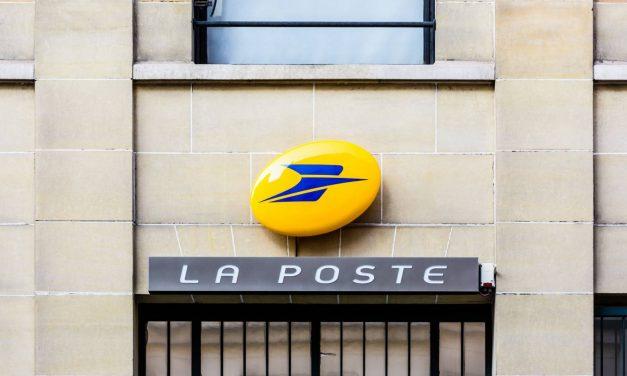La Poste à Valence