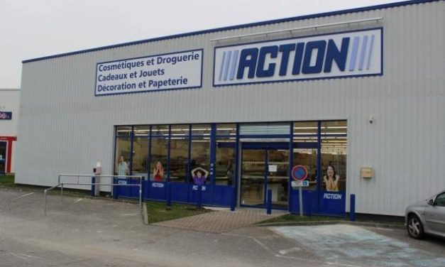 Magasin Action à Valence