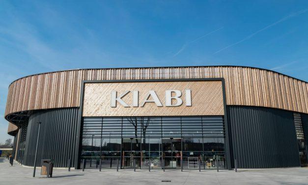 Le magasin Kiabi de Valence
