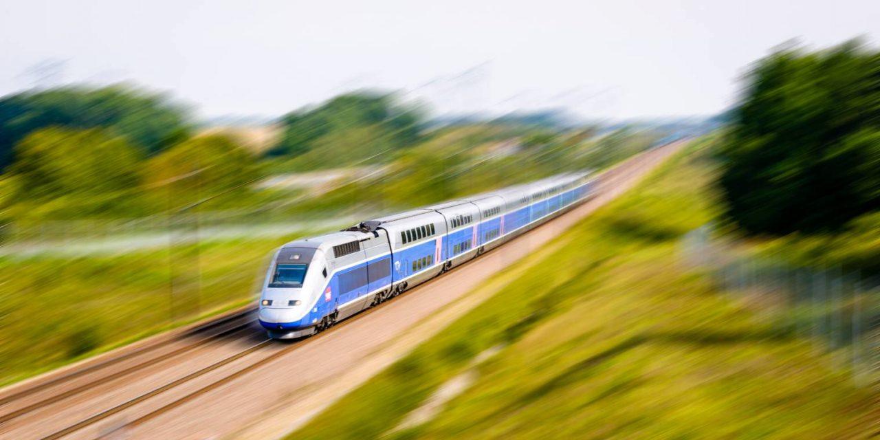 La gare TGV de Valence